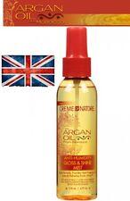 Creme Of Nature Aceite de Argan Anti-humedad brillo y brillo Mist 118ml/4oz