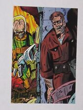 Topps Mars Attacks Trading Card 1994 Base Card Nm #68 Cover For Issue #2