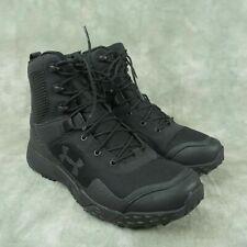 Under Armour Valsetz RTS Side Zip Tactical Boot US Mens Footwear EU 47 SIZE 12.5
