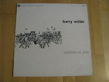 Harry Miller Children at Play Ogun Records UK 1974 VINYL