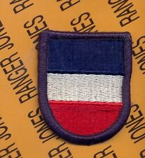 6th SOCCE Special Operations Cmd & Ctrl Element Airborne beret flash patch #2-C