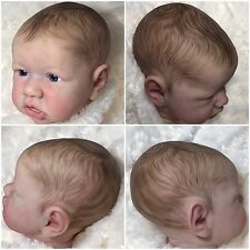 Realistic Hair Painting Service For Reborn Dolls By Amanda Hannon