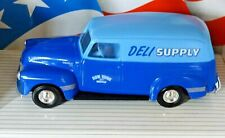 Ertl 1950 Chevrolet Panel Truck 1:43 Scale Diecast Model
