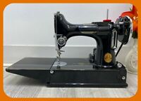 SEWING MACHINE SINGER FEATHERWEIGHT 221 Series AE 1935 OUSTANDING CONDITION