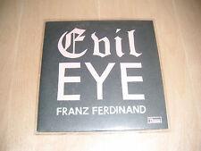 Franz Ferdinand - Evil Eye promo CD single.