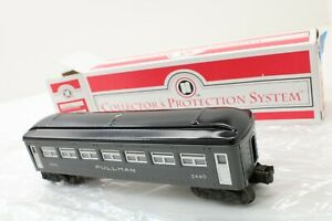 LIONEL COACH #2440 O GAUGE VERY WELL RESTORED COLLECTOR'S PROTECTION SYSTEM BOX