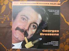 """25cm 10"""" REISSUE GEORGES BRASSENS - N°4 / Philips  B 76.064 R  (1959)  Mono"""