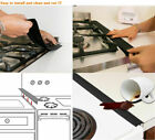 Silicone Kitchen Stove Counter Gap Cover Oven Guard Spill Slit + Sealing Tape