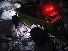 RC truck LED rock lights 1/10 scale crawler, SCX10, Wraith, Bomber, Ascender