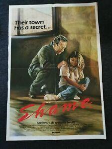 Shame (1988) One-sheet