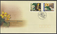 Australia 2001 Australia-Sweden Joint Issue Set Fdc - Unaddressed - Mint