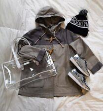 TopShop Toggle Raincoat