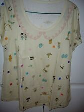 BRAND NEW FRANCHE LIPPEE FAKE COLLOR TOP MADE IN JAPAN