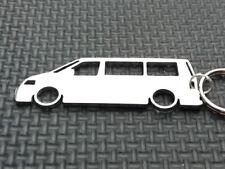 VW T5 keyring TRANSPORTER CAMPER SYNCRO LED TDI TUNING T6 4x4 emblem keychain