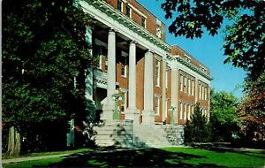 Vtg 1960's East TN State College, Johnson City Tennessee TN Postcard