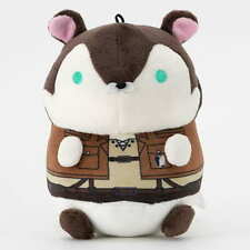 New listing Plush Toy Ellen Mochi Hamster Collection Doll Attack On Titan