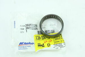 New Genuine OEM ACDelco 26053326 GM Front Axle Bearings Fast Free Shipping