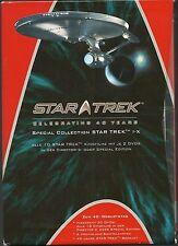 Star Trek Celebrating 40 Years SE Movie Collection Deutsche Ausg. ohne Aufnäher