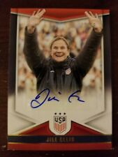 2016 Panini USA Natl Soccer Team Jill Ellis Autograph Card (A-J3) 73/99