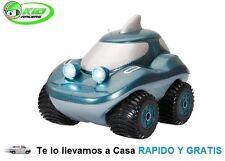Coche Radiocontrol Kid Racers Amphibian 4WD RTR Juguete Rc Ninco NT10005
