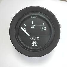 Oil pressure gauge JAEGER ITALIA ALFA ROMEO TYPE 105 - BERLINA & GT original