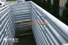 20 Stahlrahmen Gerüst Fassadengerüst Gerüstbau Typ Plettac SL70 Mallergerüst NEU