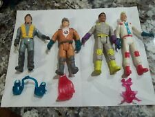 Kenner 1986-88 The Real Ghostbusters Fright Features Action Figures w/ghosts