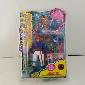 NEW 1994 Wildcats W.I.L.D.Cats Playmates Toys Spartan Action Figure