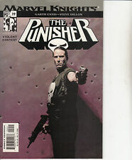The Punisher-Vol 4 Issue 19-Marvel Comic