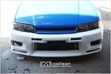 R33 GTR STYLE FRONT BUMPER BODY KIT SUIT SERIES II SKYLINE R33 GTS COUPE /4 DOOR