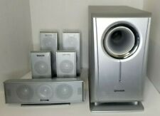 Panasonic DVD Home Theater surround sound system SA-HT720 Speakers SB-WA720