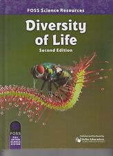 Foss Science Resources Diversity of Life 2nd Edition UNUSED (E1-43)