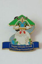 Disney World Pin Trading 2005 Happiest Celebration on Earth Goofy WDW
