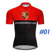 Mens Cycling Jersey Bib Short Kit Bicycle Bike Top Pro MTB Shirt Team Clothing