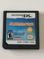 Playground (Nintendo DS, 2007) GAME CARTRIDGE ONLY!