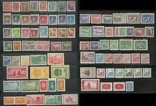 La Chine 1947-54 collection... menthe... 86 timbres... L5