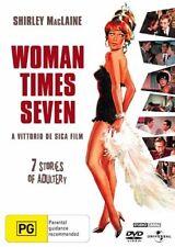 Woman Times Seven (DVD, 2008)