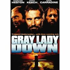 Gray Lady Down (DVD, 2004) ~ Widescreen ~ Fast Shipping