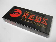 NEW BONES REDS SKATEBOARD BEARINGS PRECISION 8 PACK #608