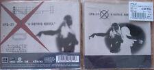 ⭐⭐⭐⭐  XPQ-21  ⭐⭐⭐⭐   A Gothic Novel  ⭐⭐⭐⭐  4 Track CD  ⭐⭐⭐⭐  Feat. Jeyenne ⭐⭐⭐⭐