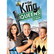 The King of Queens - The Complete Eighth Season dvd Boxed Set KEVIN JAMES