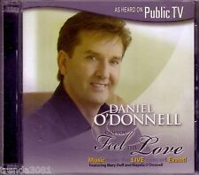 DANIEL O'DONNELL Can You Feel the Love 2CD Classic Pop Music from Live TV Event