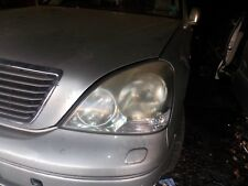 2001 GENUINE LEXUS LS430 AUTO PASSENGER SIDE HEADLIGHT/ HEADLAMP