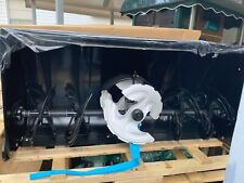 New listing 3-stage snow blower attachment