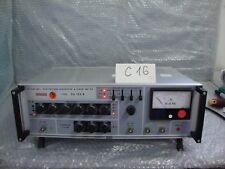 UNAOHM Signal Generator & Sinad Meter SG-123 B