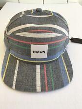 New Men's Nixon Authentic PREMIUM Style Designer Street Skater Surfer Hat Cap