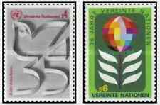 Timbres Nations Unies Vienne 12/3 ** lot 13656