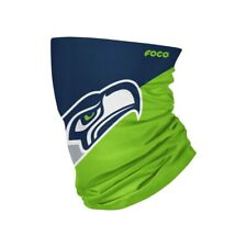 Seattle seahawks Multi-Use Gaiter Scarf Face Mask Neck Covering FREE SHIP