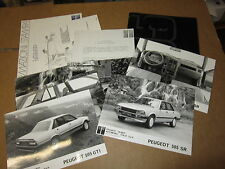 Information Print peugeot talbot 505 R year 1985 with photos