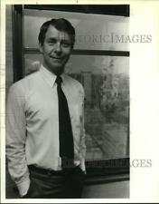 1989 Press Photo Tim Turner, former priest turned San Antonio Businessman